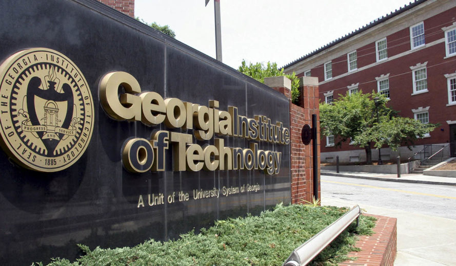UNITED STATES - JUNE 16:  The Georgia Institute of Technology campus is pictured on Friday, June 16, 2006 in Atlanta, Georgia. Tuition for Stephen McNearney?s first year at the Georgia Institute of Technology?s engineering school, the largest in the U.S., cost $3,882. Tuition for Stephen McNearney's second year at the Georgia Institute of Technology, which has the largest U.S. engineering school, will be $3,892. If he had attended the Massachusetts Institute of Technology, which has the top-ranked program, the bill would have been nine times as much.  (Photo by Philip Mccollum/Bloomberg via Getty Images)